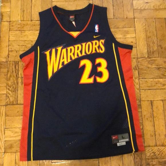 promo code 7dd8f fca3f Warriors basketball jersey - #23 Jason Richardson